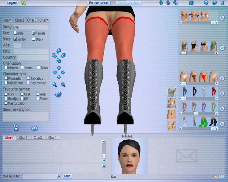 Screenshot 13 of Introducing our 3d Software for Couples Dating Software